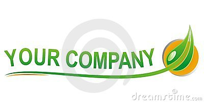 Logo eco green