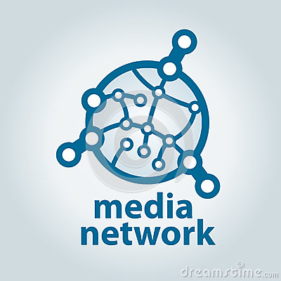 Logo and electronic media network