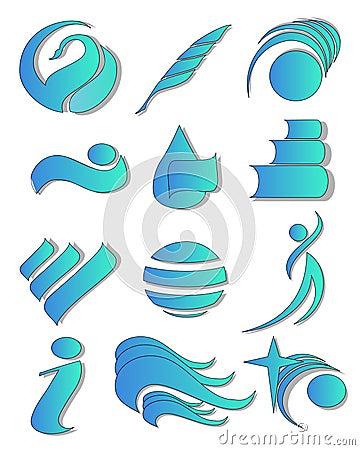 Logo elements 01