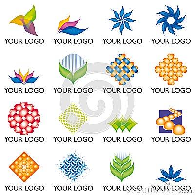 Free Logo Elements 03 Stock Photo - 12937790