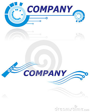 Free Logo For Modern Company Stock Photos - 5539893