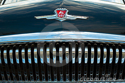Logo Gaz car Editorial Image