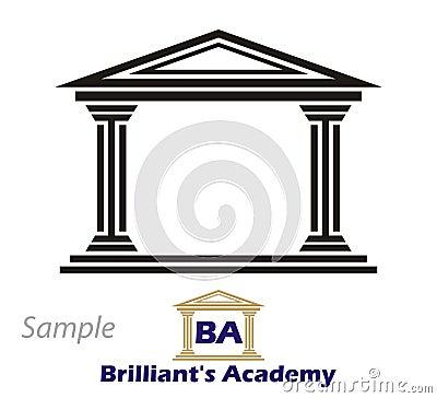 Logo - Greek Collegium