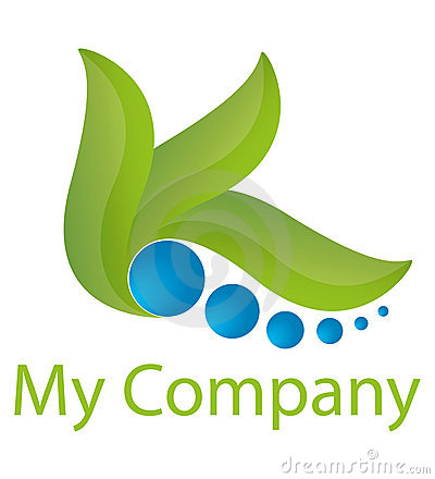 Logo - green/eps