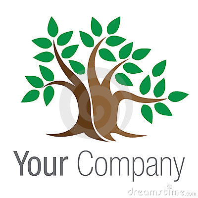 Free Logo Green Tree Bonsai Royalty Free Stock Image - 17627336