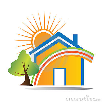 Logo Happy house