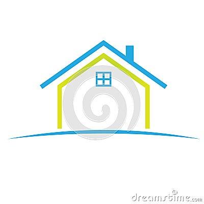 Free Logo Home Symbol Stock Photography - 14147842