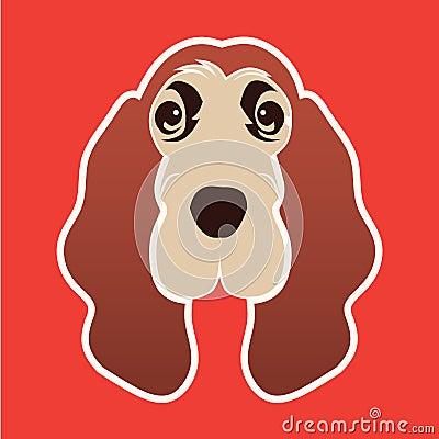 Logo Hound dog