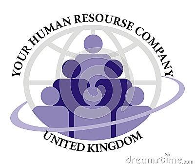 Logo - human Resource Company