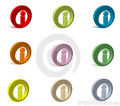 Logo i 3d