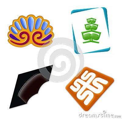 Logo Icon set 4