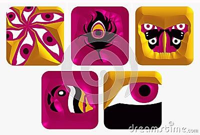 Logo Icons Set 5