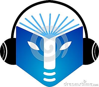 Logo książkowa muzyka