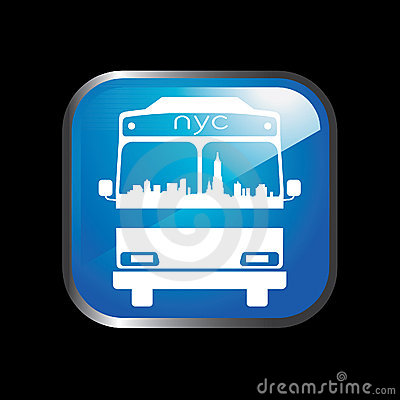 Logo New York Bus