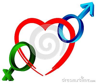 Logo płeć