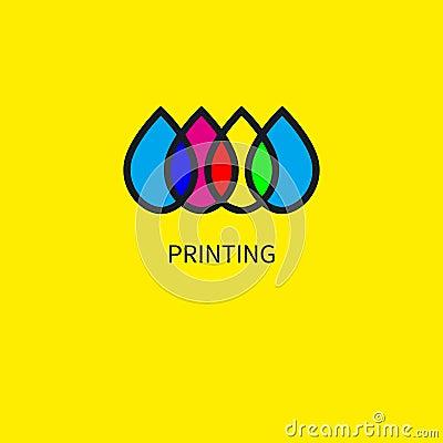 Free Logo Printing House Stock Photo - 91646890