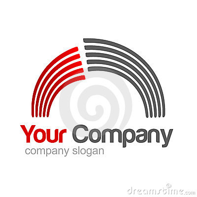 Logo Red Grey