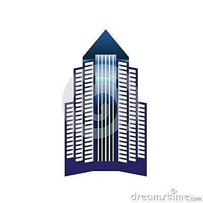 Logo Skyscraper