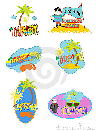 Logo. tourism