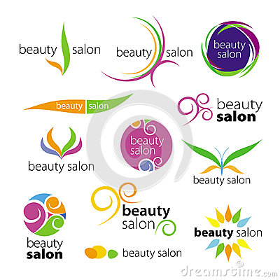 Logos beauty salons