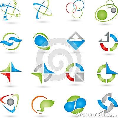 Free Logos Collection Stock Photos - 76455723