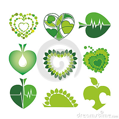 Logos health and the environment in the for