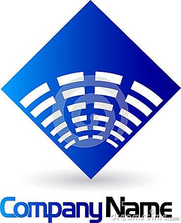 Logotipo à moda