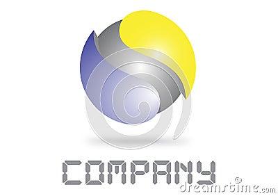 Logotipo 3d