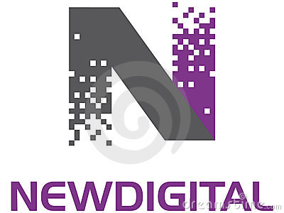 Logotipo novo de Digitas