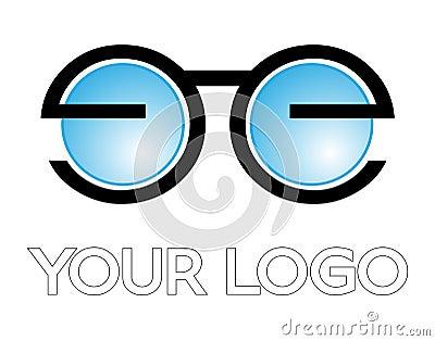 Logotipo óptico