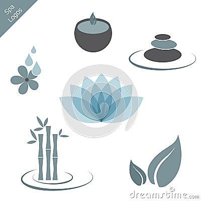 Logotipos dos termas