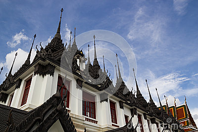 Loha Prasat the Metal Palace