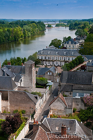 Free Loire Valley View Royalty Free Stock Image - 15633116