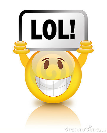 Free Lol Smiley Stock Images - 21640164
