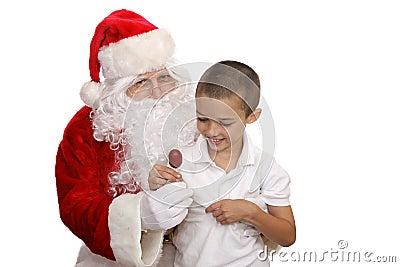 Lolipop From Santa