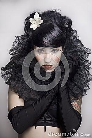 Lolita gótico