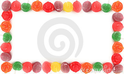 Lollipop borders