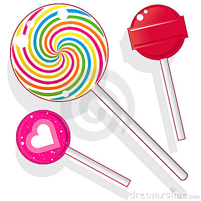 Free Lollipop Candy Royalty Free Stock Image - 10631506