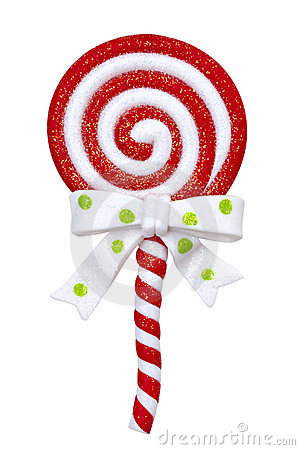 Lollipop di natale