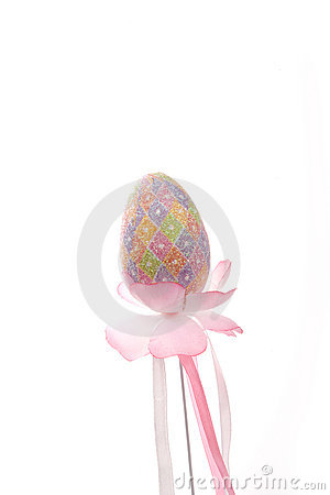Lollipop Easter Egg