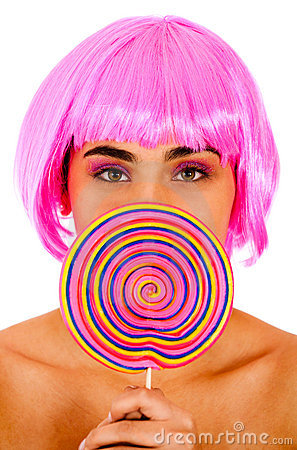 Lollipop girl