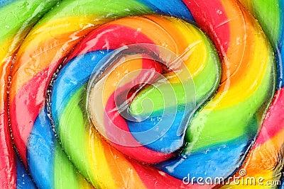 Lollipop Spiral Swirl