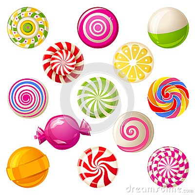 Free Lollipops Royalty Free Stock Images - 41480309