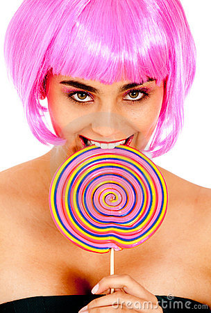 Lollypop girl