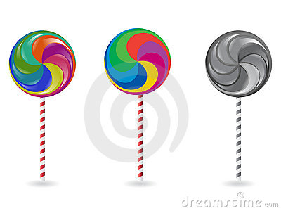 Lollypop Vector