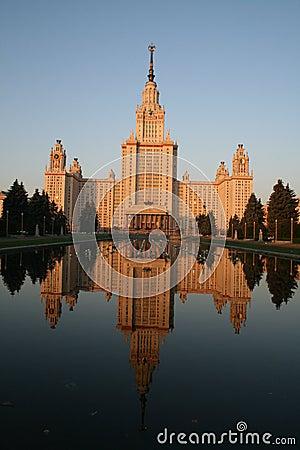 Lomonosov Moscow State Univers