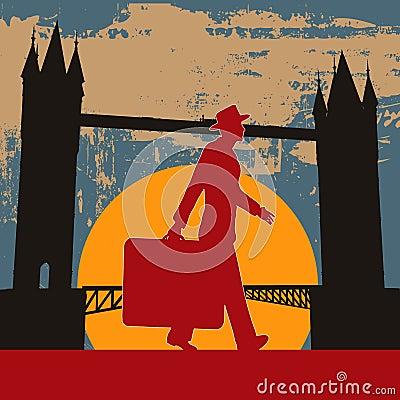 пролом london