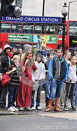 London Editorial Image