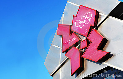 London 2012 Editorial Image