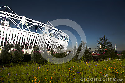 London 2012 Editorial Stock Image